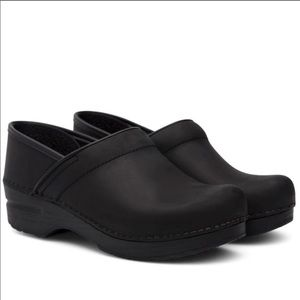 DANSKO professional clogs in oiled leather